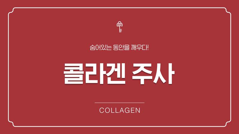 톡톡 콜라겐주사